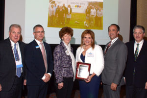2017 Business at Work for Maine award winner, Casco Bay Food and Beverage